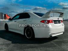 Mugen Honda Accord 8 2008-2012, ABS rear trunk spoiler TSX 2008, 2009, 2010