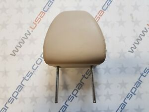 2014 2015 2016 NISSAN ROGUE Front Left/Right Seat Head Rest Headrest Leather OEM