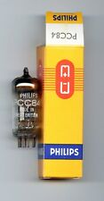 PCC84 - PHILIPS  VALVULA  ( ELECTRONIC TUBE )  NOS