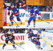 -New York Islanders- Autograph/Signed/Auto Nhl Hockey Stars 8x10 Photo Lot w/Loa
