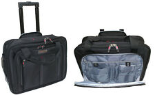 "17 ""Aerolite ROLLER CASE business cabin-sized Laptop ROLLING TROLLEY TROLLEY"