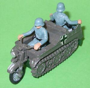 Britains / 9780 WW2 German Kettenkrad Half Track