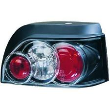 Coppia fari fanali posteriori TUNING CLIO, 90-98 nero Lexus