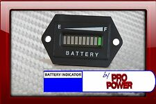 36 Volt EZGO Club Car Yamaha Golf Cart Battery Indicator meter gauge rect FCRX
