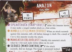 HorrorClix Nightmares - #056  Amazon