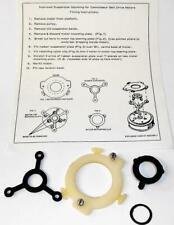 Sugden Connoisseur Improved Motor Suspension Kit - NOS (For BD1 & BD2)
