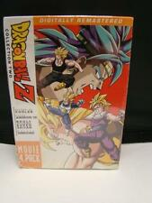 Dragonball Z Collection 2 4 Movie Pack Cooler Broly Android 13 DVD Boxset NEW