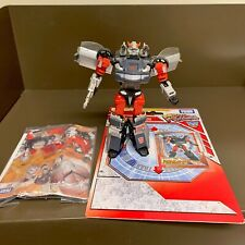 Transformers Takara Tomy Henkei Bluestreak with Packaging, Instructions