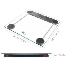 Digital Body Weight Scale Bathroom Scale with Step-on Technology