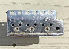 Fender Stratocaster Vintage Bridge upgrade - 1972 1973 1974 1975 1976 1977 1978