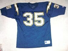 Vintage San Diego Chargers MARION BUTTS Starter Football Jersey size 48 XL