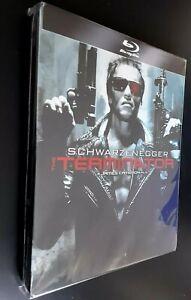 TERMINATOR ( Arnold Schwarzenegger) Steelbook Édition Française Blu-ray