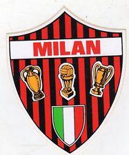 Stickers adesivo scudetto Badge - MILAN (3)