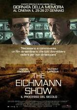 THE EICHMANN SHOW  DVD DRAMMATICO