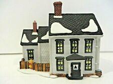 Dept 56 New England Village - Jannes Mullet Amish Farm House Lighted