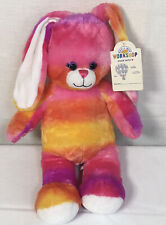 Build-a-bear Bonus Club Sunset Bunny 2018 Plush Stuffed Toy NEW NWT
