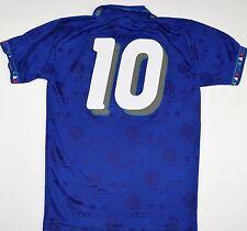1993-1994 ITALY DIADORA HOME FOOTBALL SHIRT (SIZE Y)