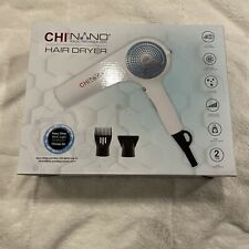 CHI Nano Hair Dryer 1875W Brand New