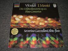 Vivaldi~I Musici~Flute Concertos~Severino Gazzelloni~Netherlands IMPORT