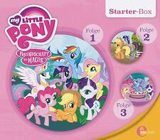 My little Pony - Starter-Box (Folge 1-3) - Hörbuch / Hörspiel - CD - *NEU*