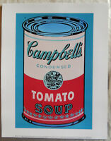 Andy Warhol Foundation TOMATO SOUP CAN Print