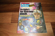 ATLAN exclusiv  # 124 / 11 -- IRRFAHRT im STERNENSTAUB //  1. Auflage 1974
