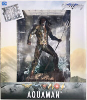 "Aquaman DC Comics Justice League Diamond Select Gallery Diorama PVC Figure 9"""