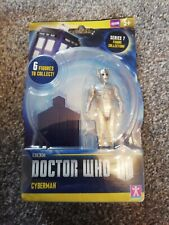 Doctor Who Cyberman toy bnib