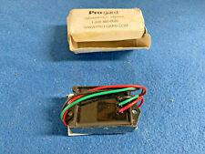 NOS Pro-Gard Timer Switch - Gun Lock - Model G1002 8 Second Timer- Police Car