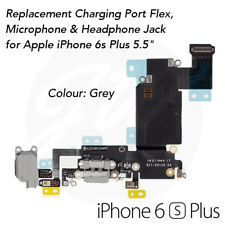 """Grey - iPhone 6s Plus 5.5"""" High Quality OEM Charging Port Charger Flex Cable"""