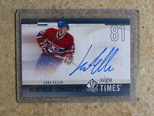 10-11 SPA SP Authentic Sign of the Times LARS ELLER