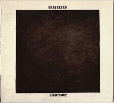 Graveyard - Lights Out CD - SEALED Hard Stoner Psychedelic Rock Album