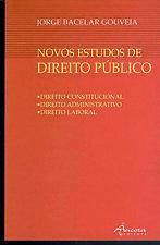 NOVOS ESTUDOS DE DIREITO PÚBLICO. NUEVO. Nacional URGENTE/Internac. económico. D