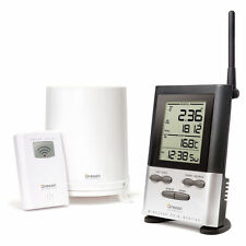 PREORDER Oregon WIRELESS RAIN MONITOR RGR126N 100m Range Thermometer &Rain Alarm