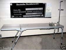 Raggi X TAVOLO Müller sono Bucky Cavo torace TREPPIEDE X-Ray table Med Vet Z