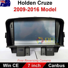 """7"""" Car DVD GPS Navigation Touch Screen Stereo For  Holden Cruze 2009-2016 Model"""