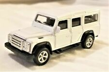 "RMZ City - 3"" Scale Model Land Rover Defender White (BBUF355010W)"