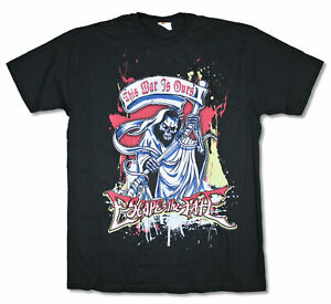 Escape the Fate This War is Ours Black T Shirt New Official Band Merch