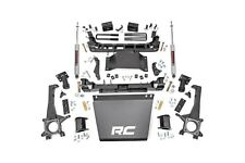 "4"" Suspension Lift Kit w/ Shocks for Toyota Tacoma 16-18 4WD Rough Country"