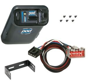 Reese POD Trailer Brake Control for 09-20 Ford F-150 w/ Plug Play Wiring Module