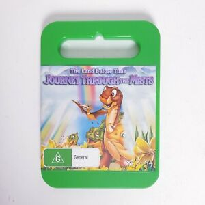 The Land Before Time Journey Through The Mists Movie DVD Region 4 AUS Free Post