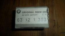 NOS BMW 63 12 1 353 487 Green Neutral Indicator Light  1950-54 R25 R51 R67 R68