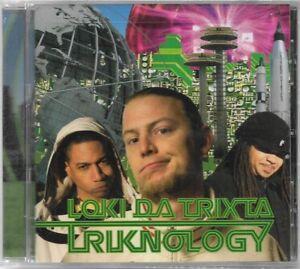 Loki Da Trixta Triknology CD Album Sealed