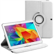 PU Leather 360 Rotating Stand Case for Samsung Galaxy Tab 4 10.1 & 8.0, Tab Pro
