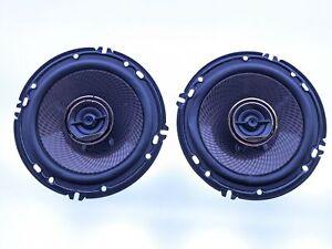 """Kenwood - 6-1/2"""" 2-Way Car Speaker KFC-651 RMS 100 watts - Black"""
