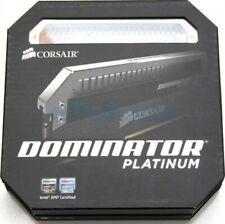 CORSAIR DOMINATOR PLATINUM DDR3 16GB 2 x 8GB 2400MHZ Intel XMP PC19200 C11 RAM