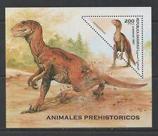 Thematic Stamps Animals - SAHARA 1997 PREHISTORIC ANIMALS MS mint