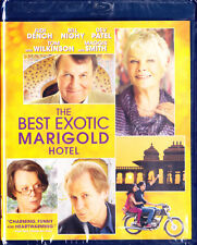 The Best Exotic Marigold Hotel (Blu-ray Disc, 2012) New