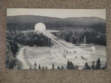 Bell Telephone System`s Earth Station at Andover, Me.