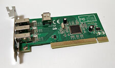 Startech 3 + 1 PORTE Firewire Card-PCI1394MP-basso profilo 4 Porta PCI Adattatore